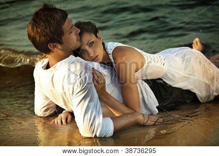 Intimität am Strand