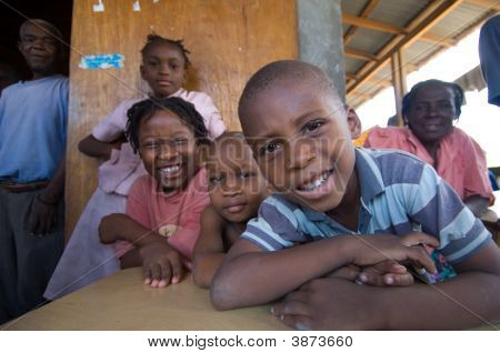 Displaced Kids