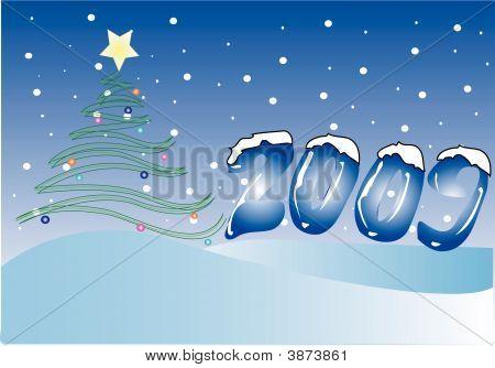 Winter Scene 2009
