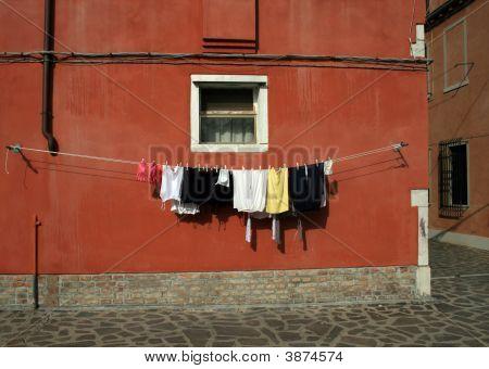 Laundry Drying