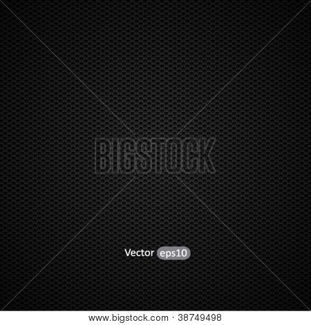 Textura vector - metal