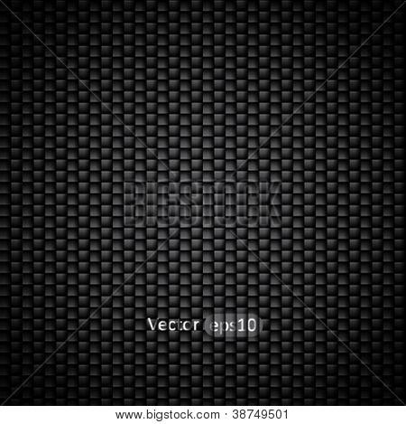 Vector texture - metal squares