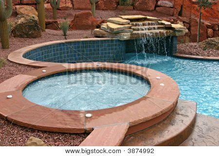 Desert Spa And Pool