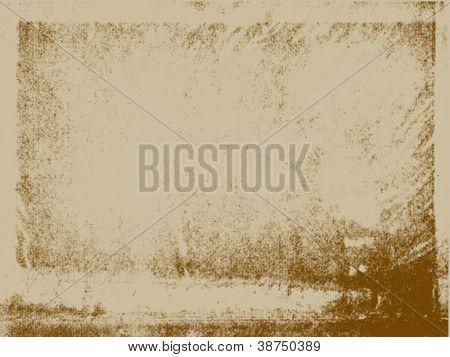 veroudering papier textuur, vector illustratie