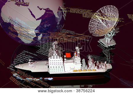 Icebreaker and a model of the world.