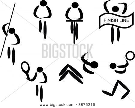 Sports Pictograms