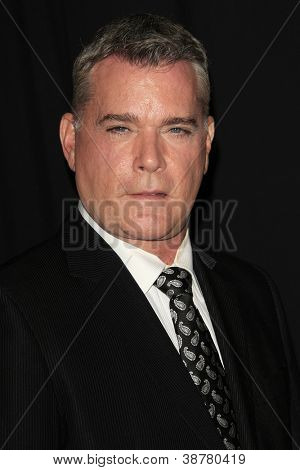BEVERLY HILLS - OCT 22: Ray Liotta at the 16th Annual Hollywood Film Awards Gala at The Beverly Hilton Hotel on October 22, 2012 in Beverly Hills, California