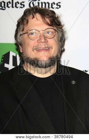 BEVERLY HILLS - OCT 22: Guillermo del Toro at the 16th Annual Hollywood Film Awards Gala at The Beverly Hilton Hotel on October 22, 2012 in Beverly Hills, California