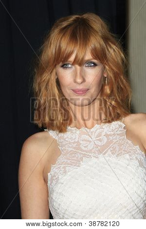 BEVERLY HILLS - OCT 22: Kelly Reilly at the 16th Annual Hollywood Film Awards Gala at The Beverly Hilton Hotel on October 22, 2012 in Beverly Hills, California