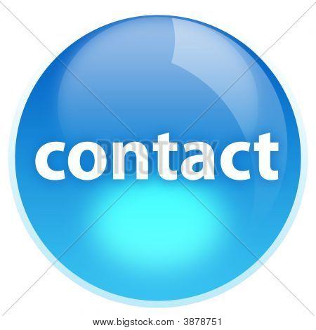 Blue Button Contact