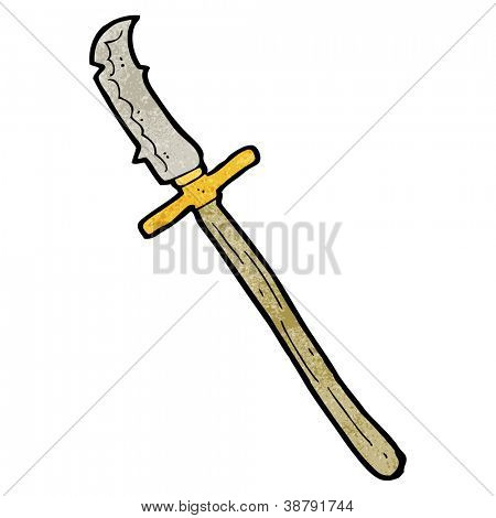 cartoon spear