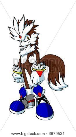 Sonic Wolf