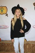 LOS ANGELES - OCT 21: Lia Marie Johnson at the Camp Ronald McDonald for Good Times 20th Annual Hallo
