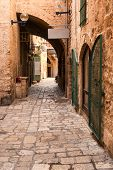 stock photo of municipal  - Jaffa is a southern oldest part of Tel Aviv  - JPG