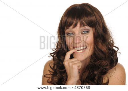 Cute Woman