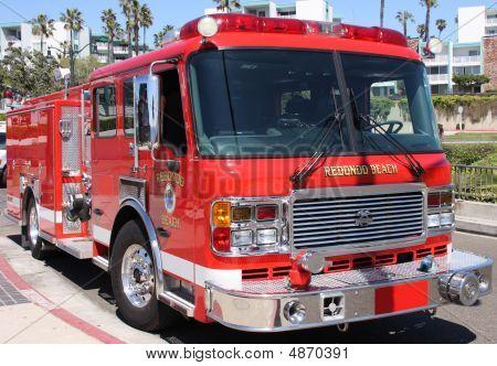 Firefighter Van
