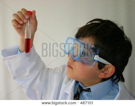 Schoolboy Chemist