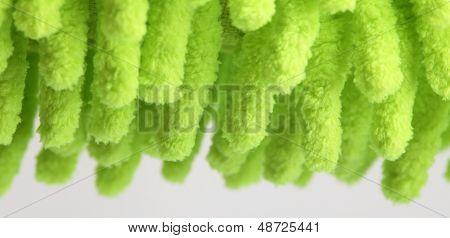Fringe Green Background