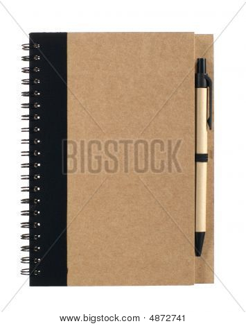Organizer With Pen