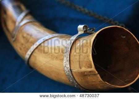 medieval horn