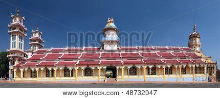 Cao Dai Temple. Vietnam