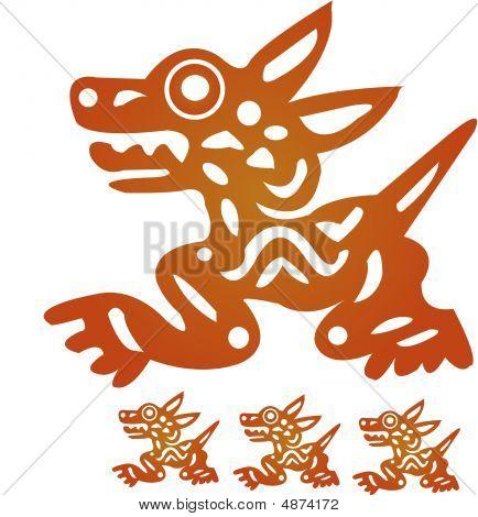 Aztec Creature