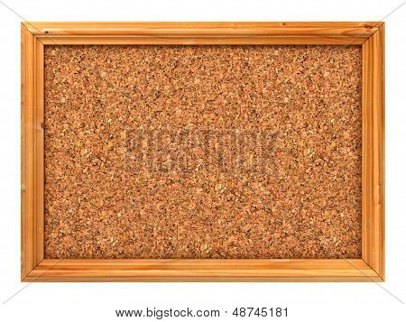 Cork Bulletin or Message Board.