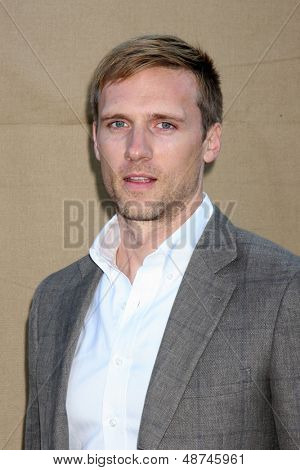 LOS ANGELES - JUL 29:  Teddy Sears arrives at the 2013 CBS TCA Summer Party at the private location on July 29, 2013 in Beverly Hills, CA
