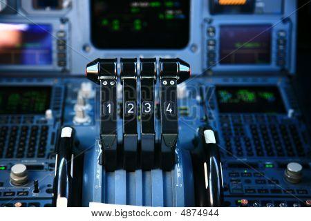 Airplane Throttle