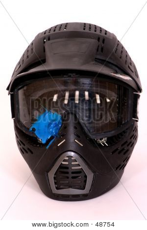 Paintball Mask