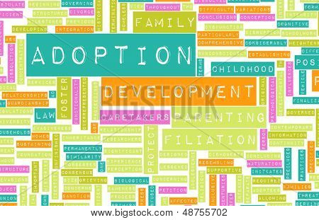 Adoption of Child or Pet as a Concept