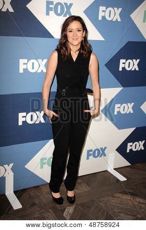 SLOS ANGELES - AUG 1:  Shannon Woodward arrives at the Fox All-Star Summer 2013 TCA Party at the SoHo House on August 1, 2013 in West Hollywood, CA