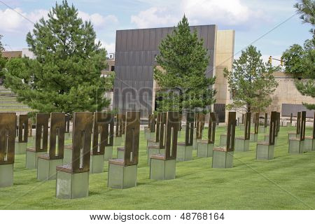 Okahoma Bombing Memorial