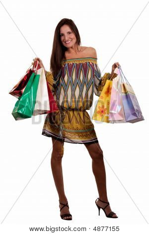 Fashionable Shopper