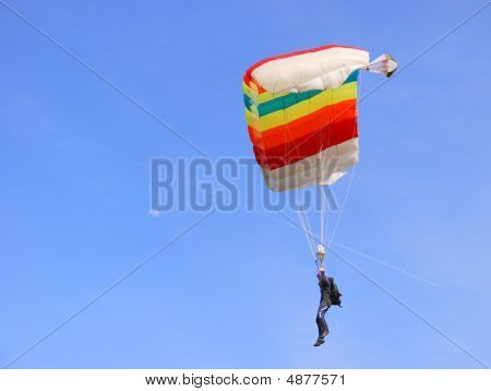 Colorful Parachute