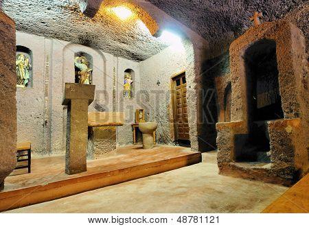 Church In A Cave