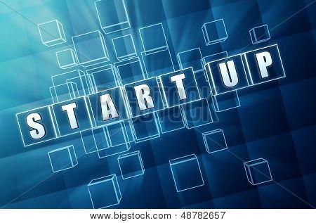 Start-up Business Concept