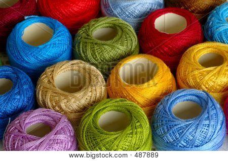 Colorful Hanks