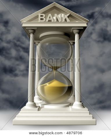 Time Is Running Out para los bancos