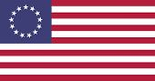 stock photo of betsy ross  - Official CMYK swaches n - JPG