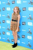 LOS ANGELES - JUL 31:  Noah Cyrus arrives at the 2013 Do Something Awards at the Avalon on July 31,