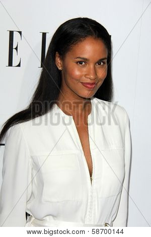 Joy Bryant at the Elle 20th Annual