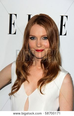 Darby Stanchfield at the Elle 20th Annual