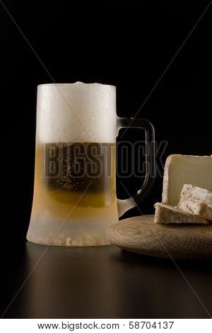Cold Beer And Cheese