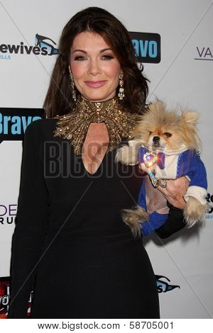 Lisa Vanderpump at the Real Housewives of Beverly Hills Season 4 Party and Vanderpump Rules Season 2 Party, Blvd. 3, Hollywood, CA 10-23-13