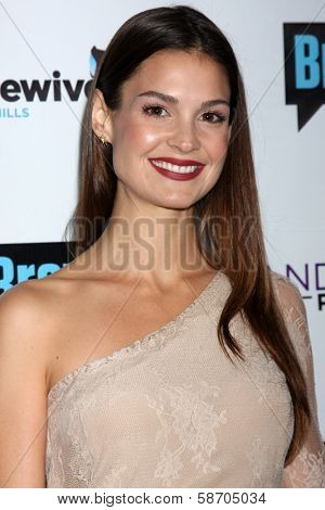 Tiffany Brouwer at the Real Housewives of Beverly Hills Season 4 Party and Vanderpump Rules Season 2 Party, Blvd. 3, Hollywood, CA 10-23-13