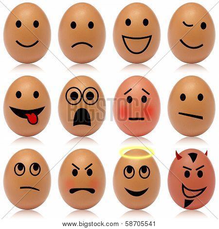 Expressive Eggs