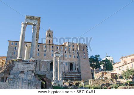 Foro Romano and Tabularium