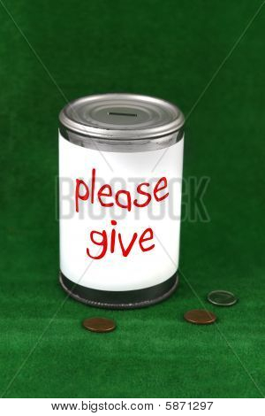 Donation Can