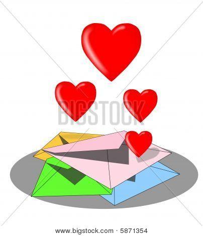 Love letter concepts